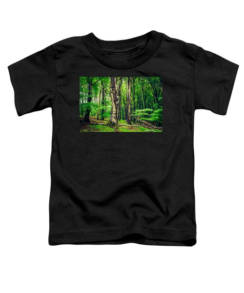 The Crowds Toddler T-Shirt