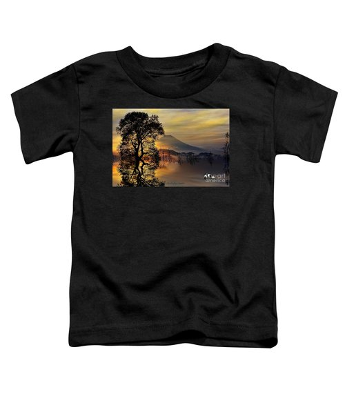 The Days Blank Slate Toddler T-Shirt