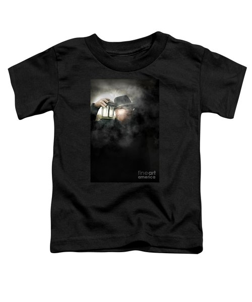 The Dead Of Night Toddler T-Shirt