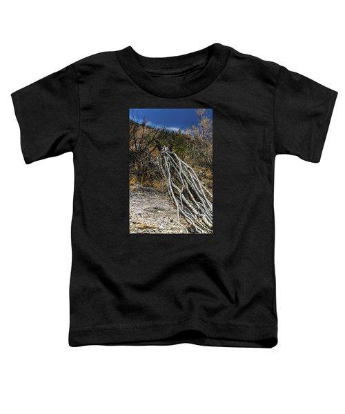 The Desert Sentinel Toddler T-Shirt