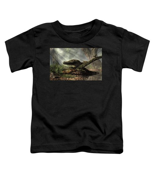 The Dragon Of Brno Toddler T-Shirt