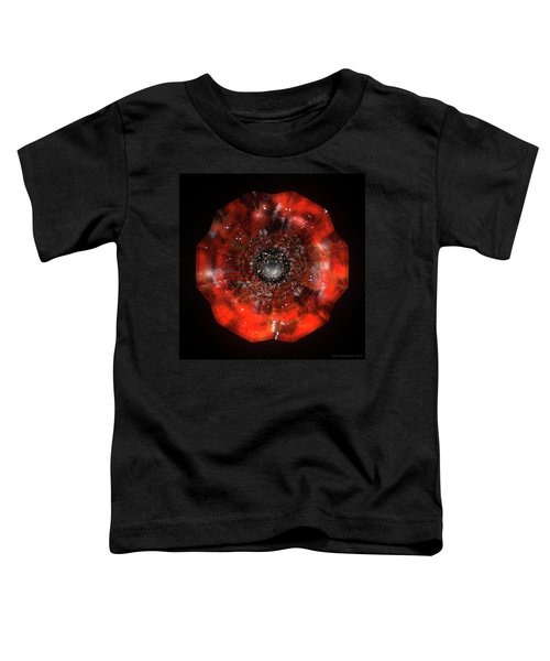 The Eye Of Cyma - Fire And Ice - Frame 45 Toddler T-Shirt
