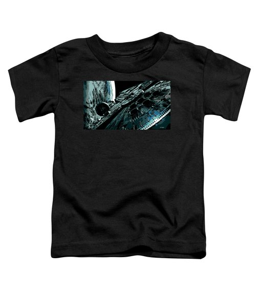 the Falcon Toddler T-Shirt