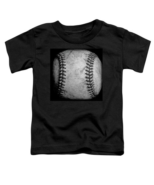 Toddler T-Shirt featuring the photograph The Fastball by David Patterson
