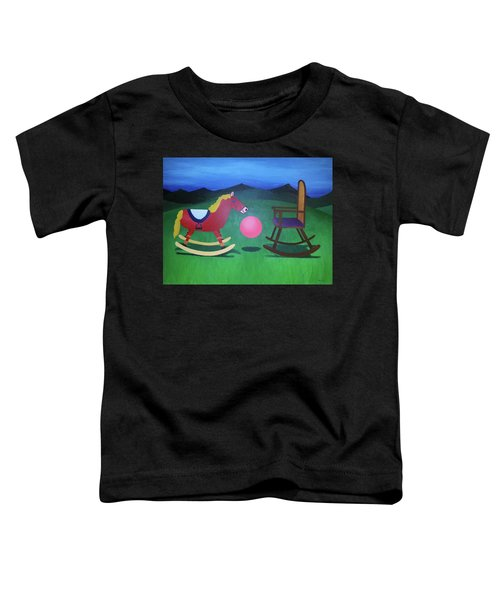 The Floating In-between Toddler T-Shirt