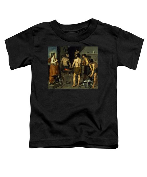 The Forge Of Vulcan Toddler T-Shirt