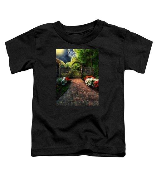 The Garden Path Toddler T-Shirt