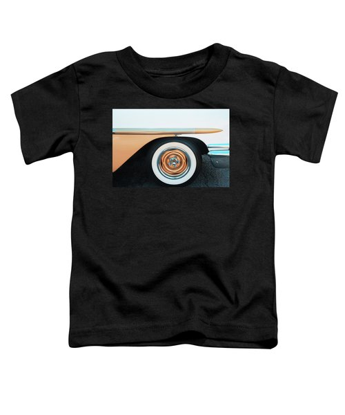 The Golden Age Of Auto Design Toddler T-Shirt