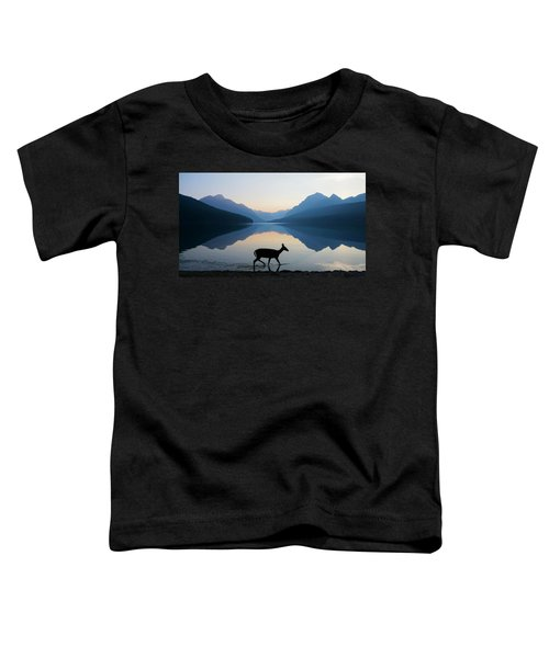 Toddler T-Shirt featuring the photograph The Grace Of Wild Things by Dustin  LeFevre