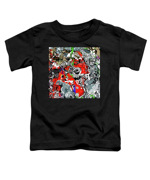 The Grapevine Wall Section 1 Toddler T-Shirt