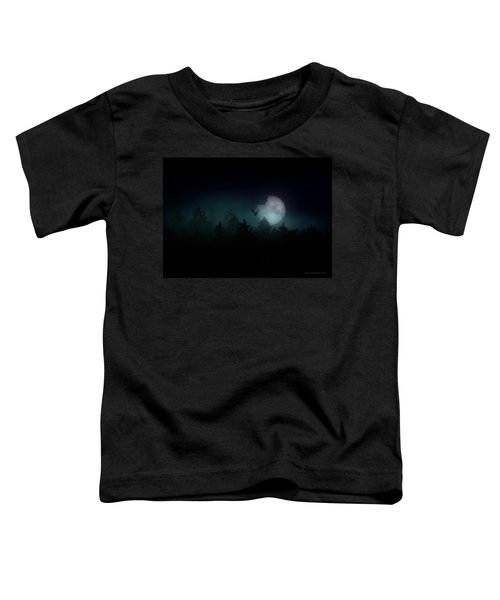 The Hallowed Moon Toddler T-Shirt