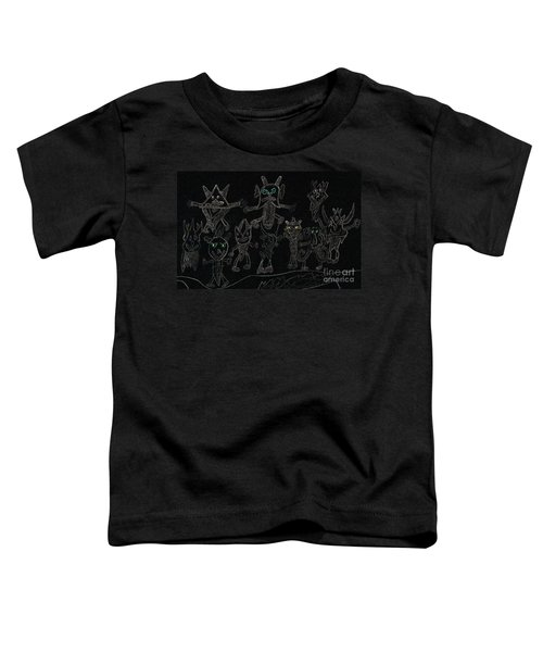 The Haunted Farmhouse Toddler T-Shirt