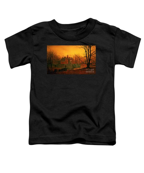 The Haunted House Toddler T-Shirt