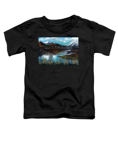 The Highlands - Scotland Toddler T-Shirt