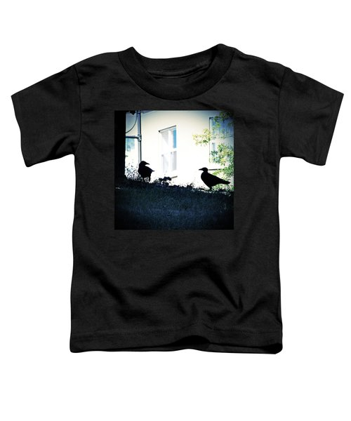 The Hitchcock Moment Toddler T-Shirt