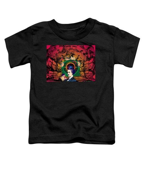 The Human Cave Toddler T-Shirt