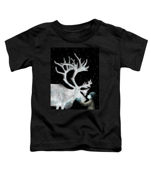 The Ice Garden Toddler T-Shirt
