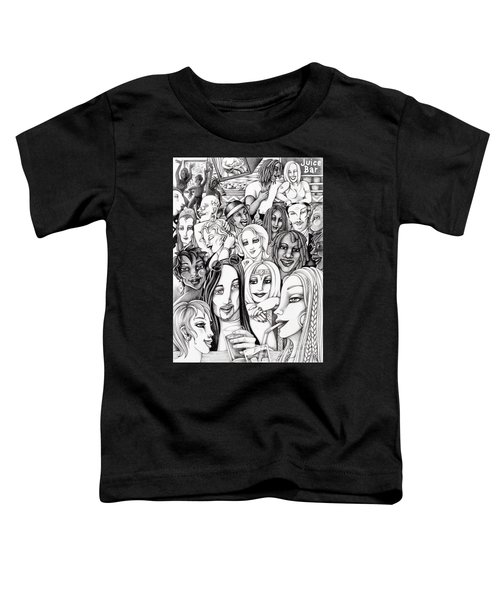 The In Crowd Toddler T-Shirt
