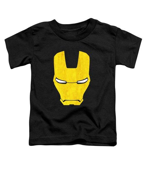 The Iron Man Toddler T-Shirt