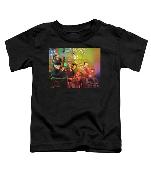 The Jazz Vipers In New Orleans 02 Toddler T-Shirt