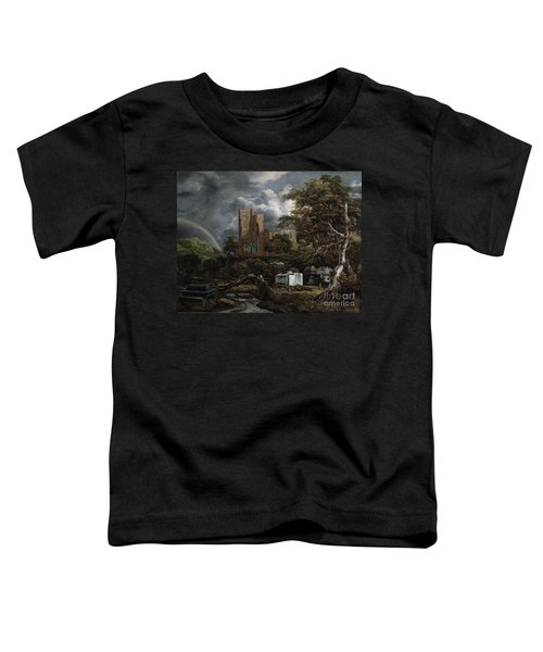 The Jewish Cemetery Toddler T-Shirt