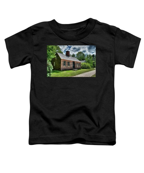 The John Wells House In Wells Maine Toddler T-Shirt