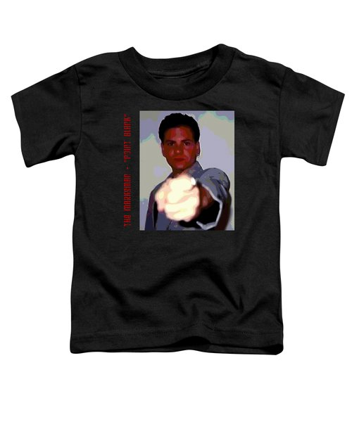 The Marksman - Point Blank Toddler T-Shirt
