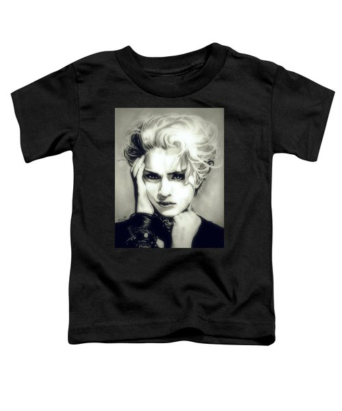 The Material Girl Toddler T-Shirt
