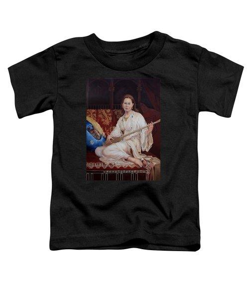 The Musician Toddler T-Shirt