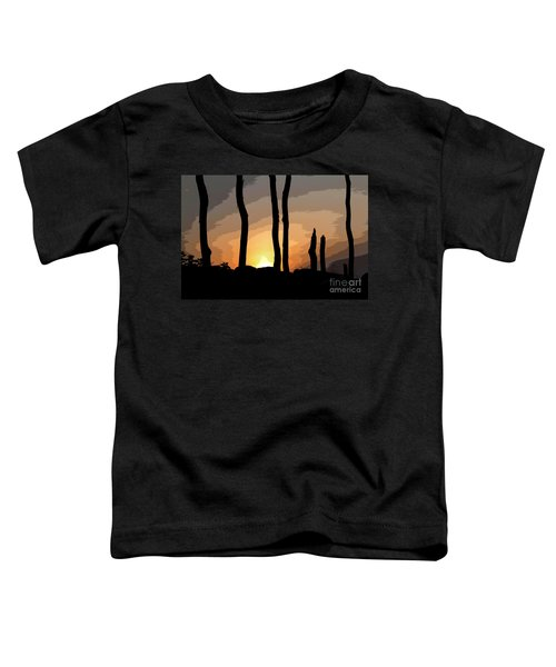 The New Dawn Toddler T-Shirt