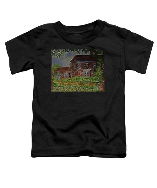 The Old Homestead Toddler T-Shirt