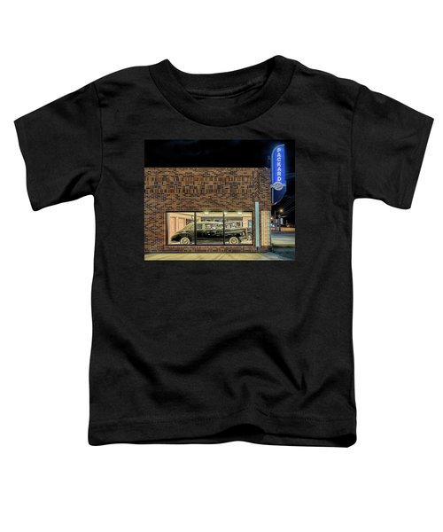 The Old Packard Dealership Toddler T-Shirt