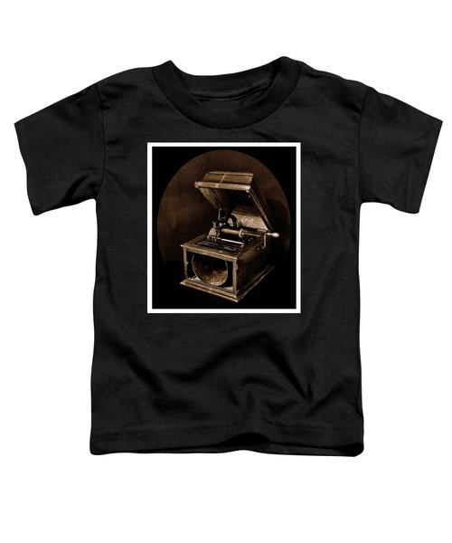 The Old Victrola Toddler T-Shirt