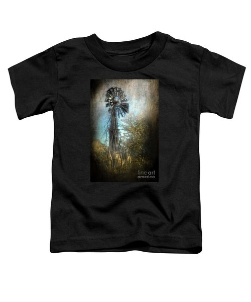 The Old Windmill Toddler T-Shirt
