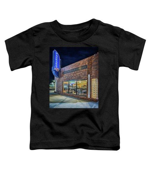 The Orphan Motor Company Toddler T-Shirt