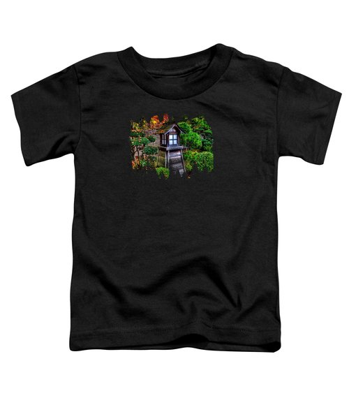 The Pagoda  Toddler T-Shirt