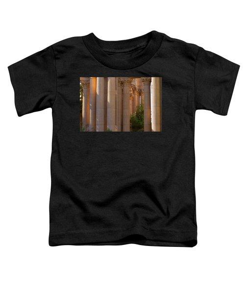 The Palace Columns Toddler T-Shirt
