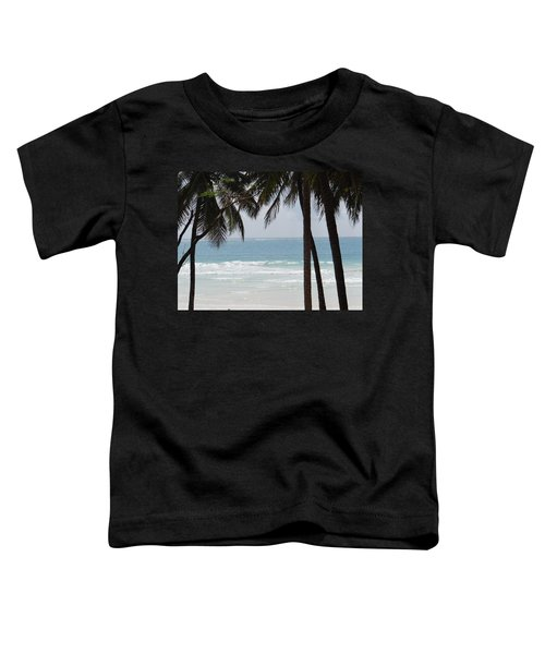 The Perfect Beach Toddler T-Shirt