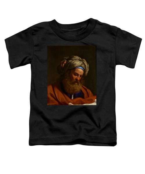 The Prophet Isaiah Toddler T-Shirt