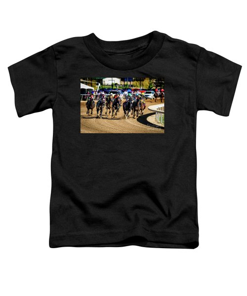 The Race Toddler T-Shirt