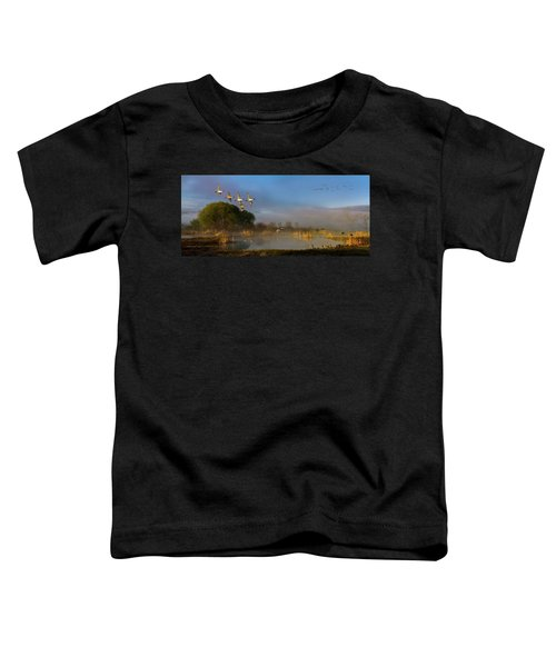The River Bottoms Toddler T-Shirt