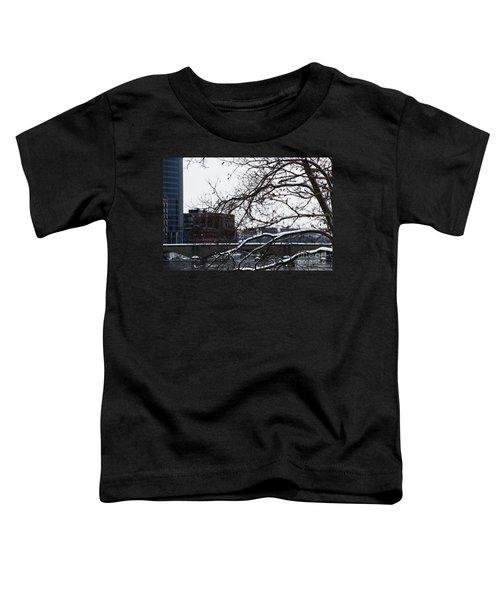 The River Divide Toddler T-Shirt