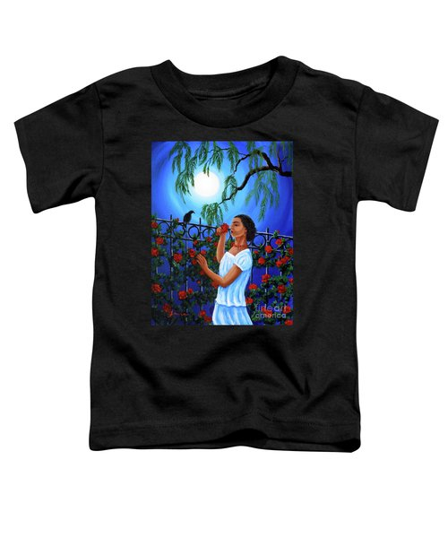The Scent Of Red Roses Toddler T-Shirt