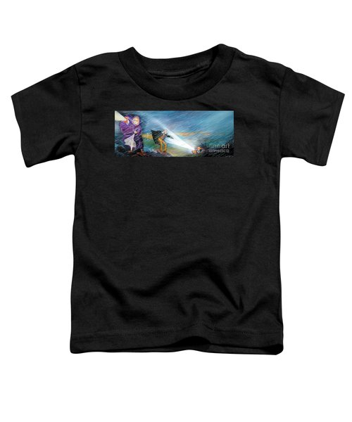 The Search Toddler T-Shirt