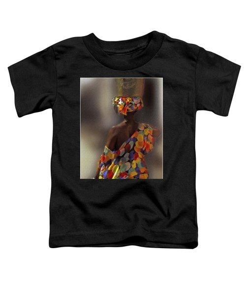 The Shoulder Of Africa Toddler T-Shirt
