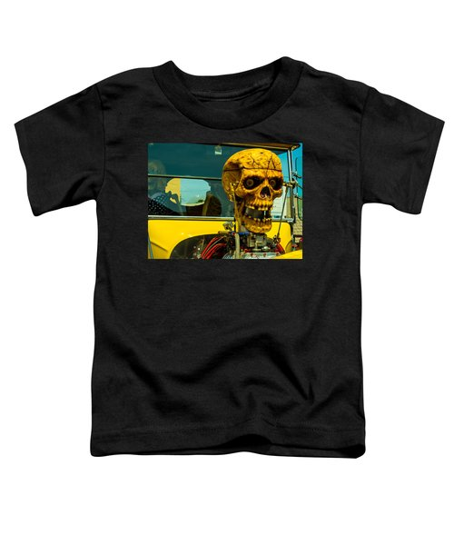 The Skull Toddler T-Shirt