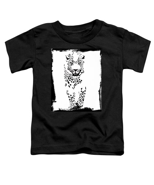 The Three Musketeers - Leopard Toddler T-Shirt