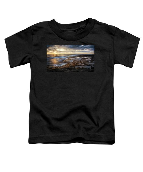 The Tranquil Seas Toddler T-Shirt