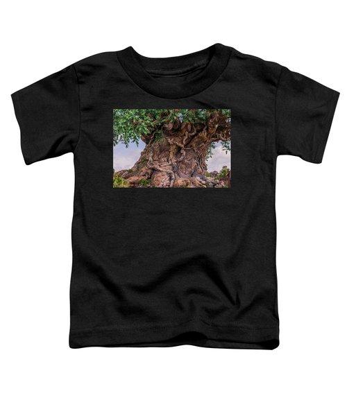 The Tree Of Life Close Toddler T-Shirt