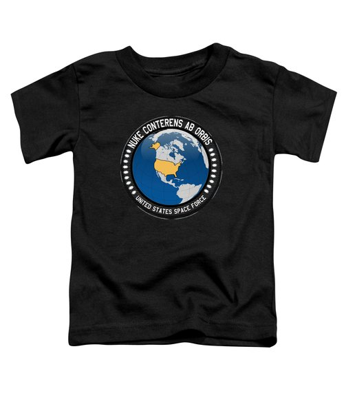 The United States Space Force Toddler T-Shirt